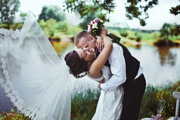 Свадьба в августе: приметы
