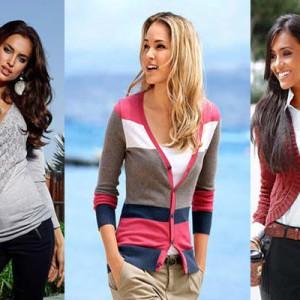 Женские кофты и пуловеры 2014