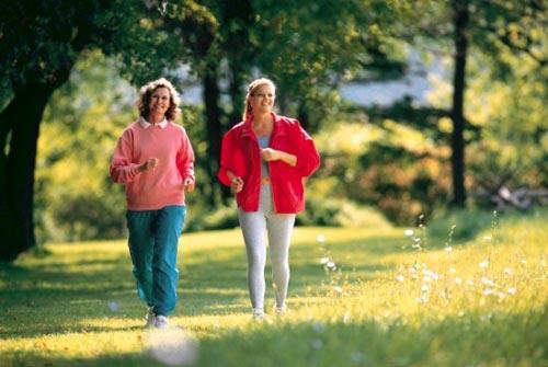 Ходи пешком – сбрось лишние килограммы!