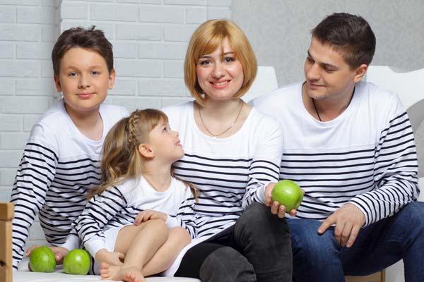 Как сплотить семью?