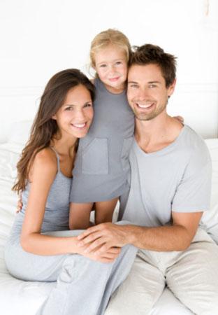 Как создать хорошие отношения с ребенком мужа