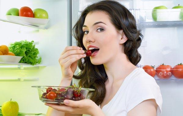 Правила хранения пищи в холодильнике