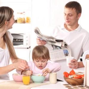 Правила поведения работающих родителей