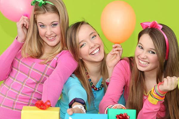 Как отметить День рождения подростка