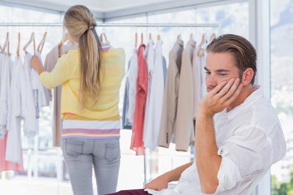 Шоппинг с мужем. Как избежать конфликтов и достичь желаемого результата?