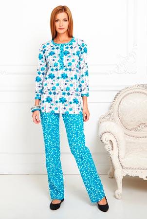 Уютные сорочки и пижамы