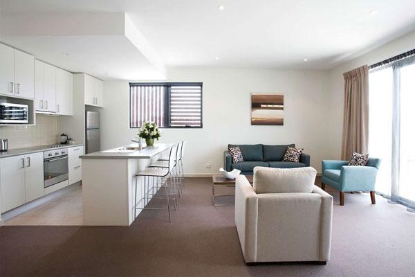 Маленькой квартире - минимализм