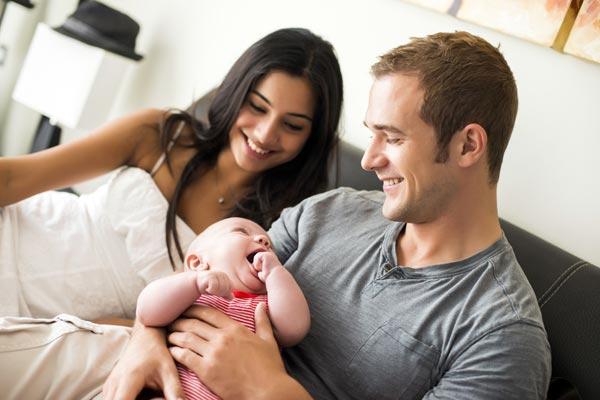 Появление ребенка - кризис или счастье для семьи