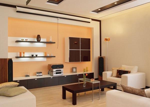 Пять способов организации гостиной (фото)