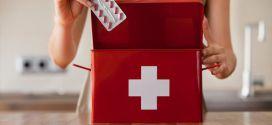 Домашняя аптечка: что купить, как хранить?