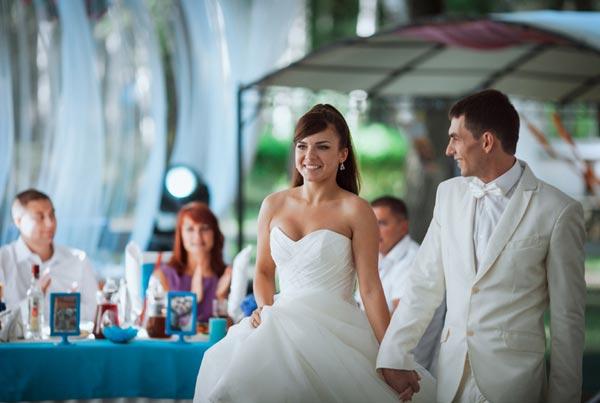 Где отпраздновать свадебное торжество?
