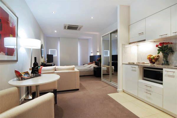 Маленькой квартире - минимализм (фото)