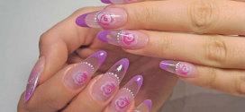 Нарощенные ногти: гель или акрил?