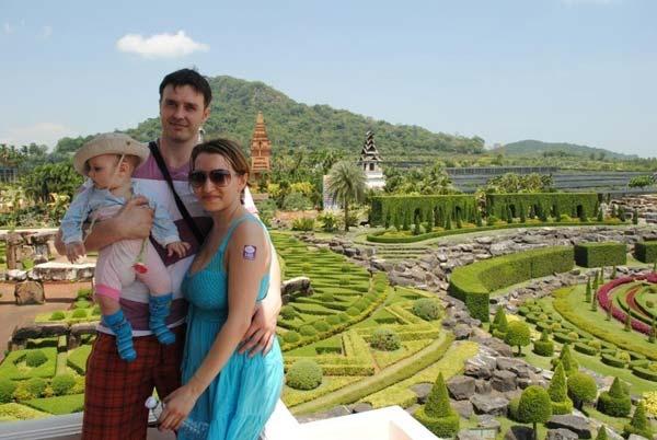 Самостоятельное путешествие с ребенком в Тайланд