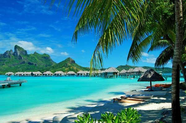 Отпуск на тропических островах
