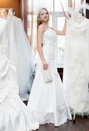 Ответственный выбор свадебного платья