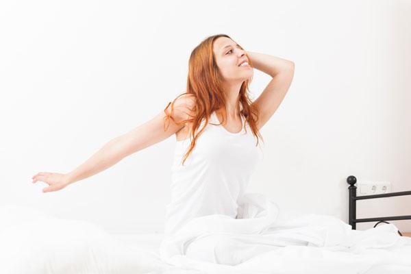 Как научится вставать рано