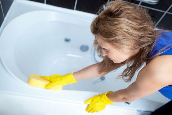 Профилактика и удаление грибка в ванной комнате