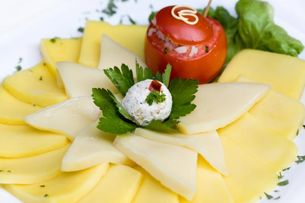 Идеи для вегетарианского новогоднего стола