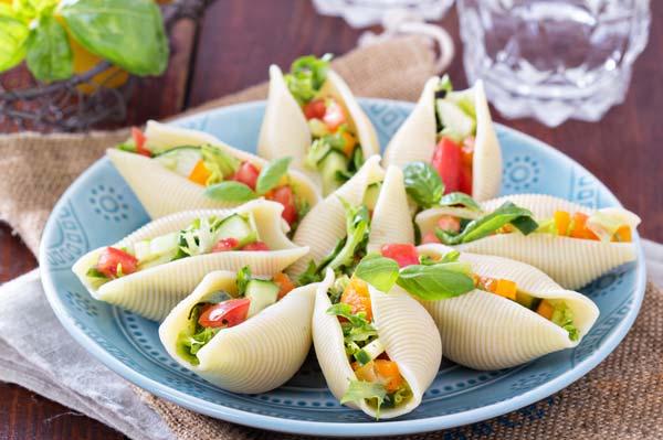 Вегетарианские блюда к Новому году