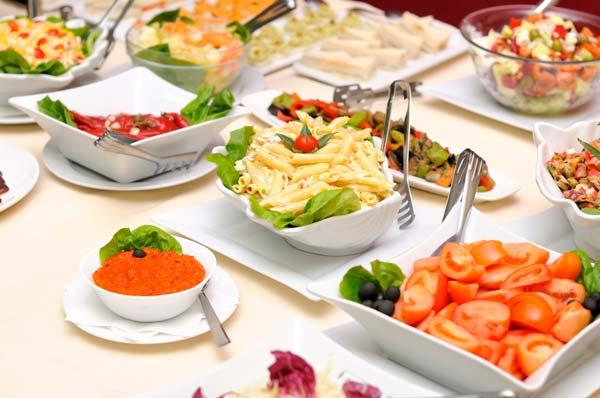Вегетарианский новогодний стол