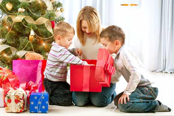 Новый год и праздничные подарки: уроки волшебства