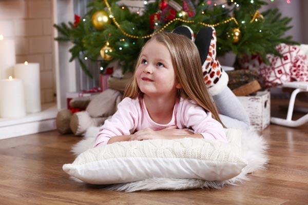 Как провести Новый год с ребенком?