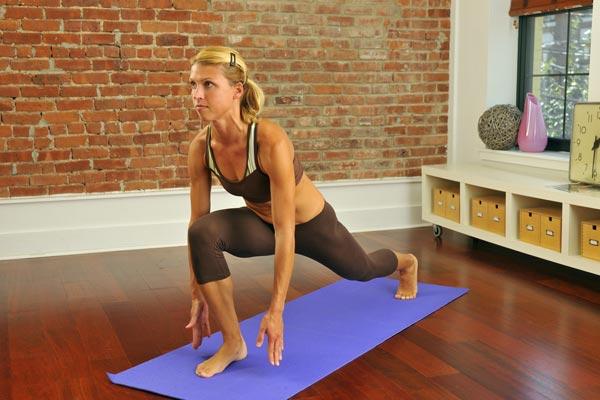 Как похудеть за 12 дней? Упражнения