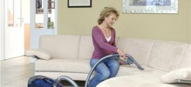 Боремся с пятнами на мягкой мебели