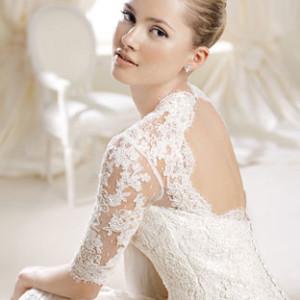 Свадебное платье: каким его видят модельеры в 2015