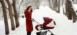 Когда гулять с новорожденным?