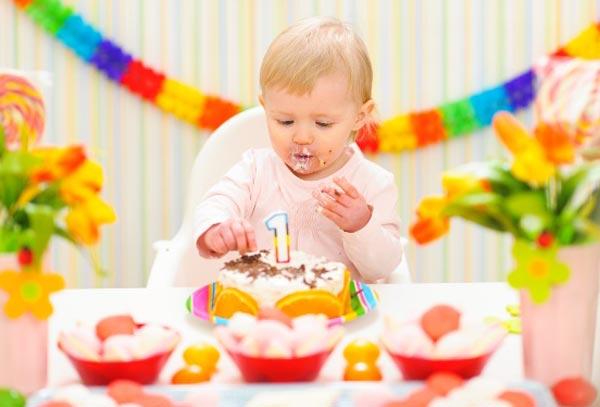 Готовим первый День рождения малыша