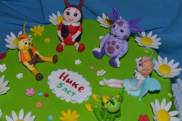 Организация Дня рождения девочки