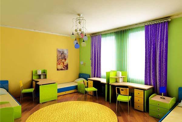 Детский текстиль для комнаты