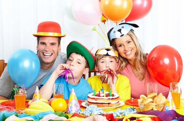 Как подготовиться к дню рождения ребенка