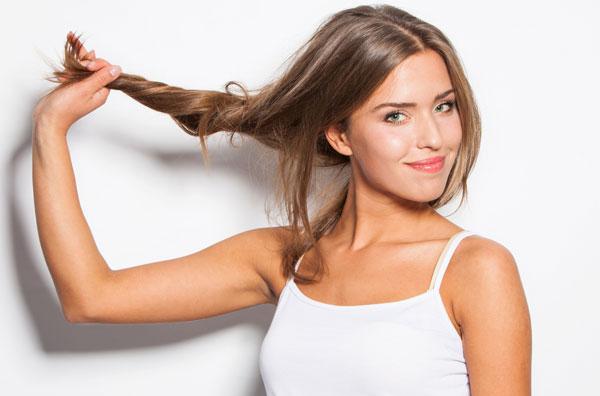 Сила корней волос!