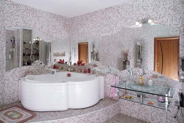 Украшаем ванную в зависимости от стиля