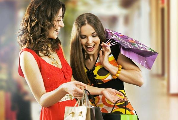 Развлекаем себя – занятие шопингом