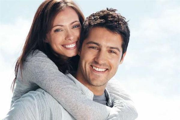 Гармоничные отношения в паре