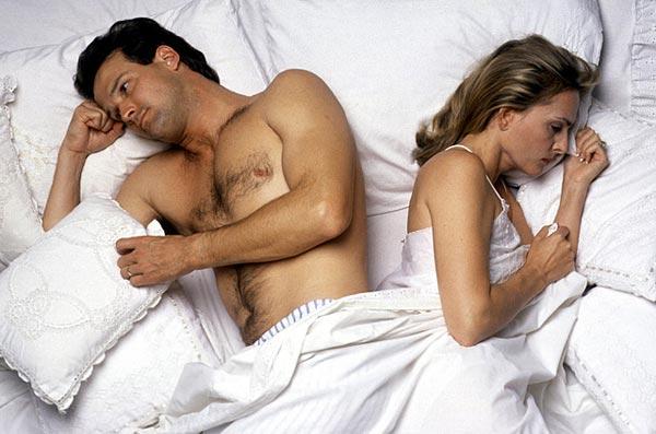 5 причин, почему он не хочет секса