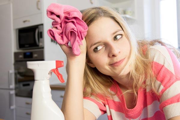 Женщина – домохозяйка: плюсы и минусы
