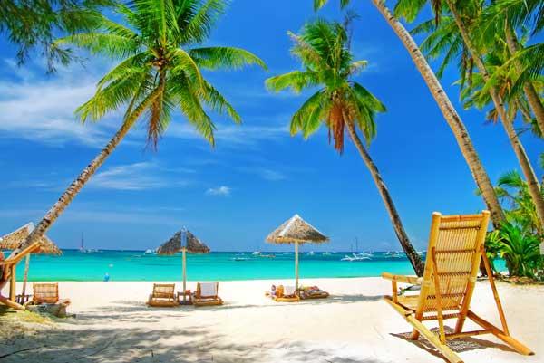 Зимний пляжный отдых. Топ-5 наиболее популярных стран