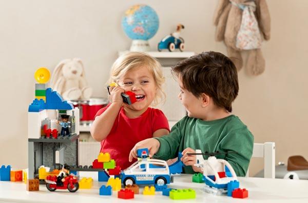 Развивающие игровые наборы для детей