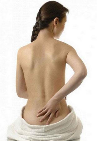 Как женщине избежать боли в спине?
