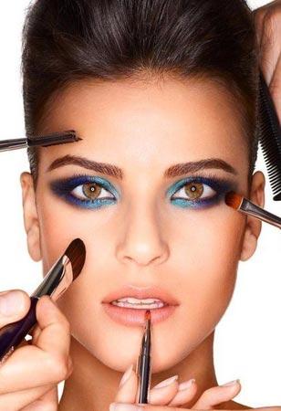 Курсы причесок и макияжа