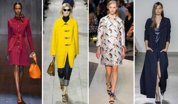 Модные образы 2015 года