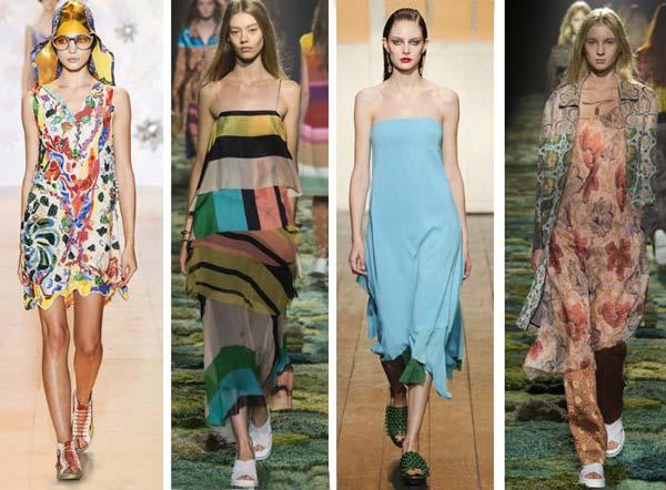 Женские платья 2015 года (фото)