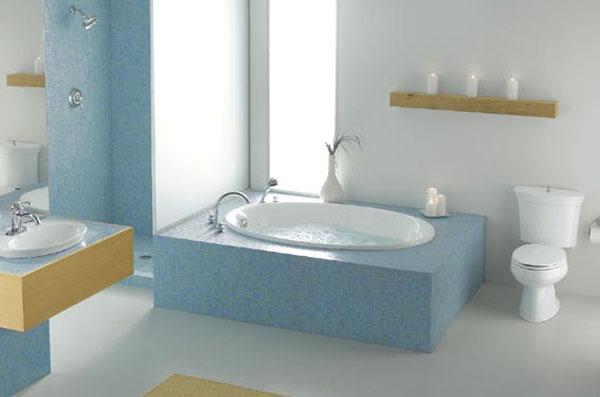 Как обустроить современную ванную комнату