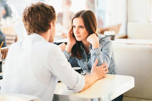 Как быстро закончить неудачное свидание?
