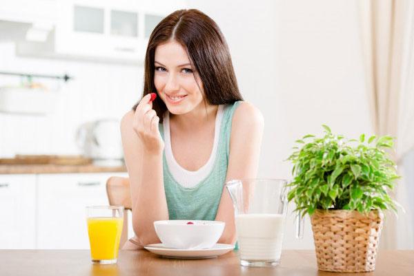 Завтраки, помогающие похудеть